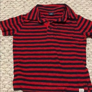 Gap polo striped